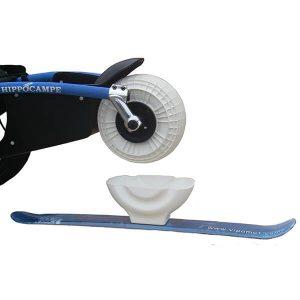 kit ski avant hippocampe